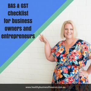 BAS & GST Checklist